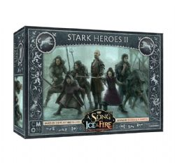 A SONG OF ICE AND FIRE -  STARK HEROES BOX #2 (ENGLISH)