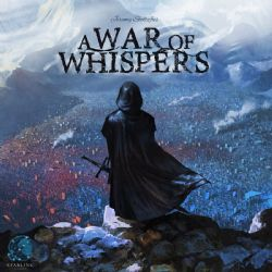 A WAR OF WHISPERS -  BASE GAME (ENGLISH) -  2ND EDITION