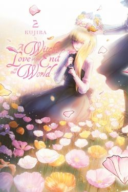 A WITCH'S LOVE AT THE END OF THE WORLD -  (ENGLISH V.) 02