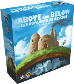 ABOVE AND BELOW : LES ROYAUMES DU DESSOUS (FRENCH)