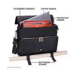 ACCESSORY POWER ENHANCE -  ESSENTIAL'S TRAVEL BAG - BLACK