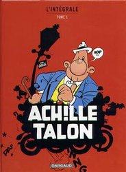 ACHILLE TALON -  INTÉGRALE -01-
