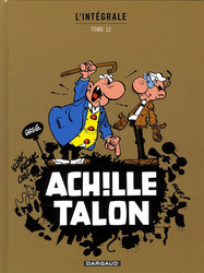 ACHILLE TALON -  INTÉGRALE -12-