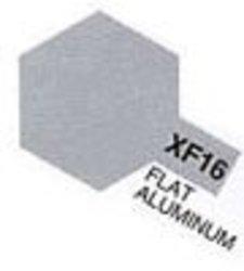 ACRYLIC PAINT -  FLAT ALUMINIUM (1/3 OZ) XF-16