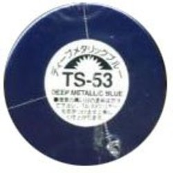ACRYLIC PAINT -  TS-53 DEEP METALLIC BLUE - 100ML (SPRAY PAINT)