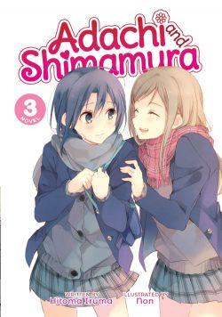 ADACHI AND SHIMAMURA -  -NOVEL- (ENGLISH V.) 03