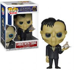 ADDAMS FAMILY, THE -  POP! VINYL FIGURE OF LURCH WITH THING (4 INCH) 805