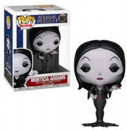 ADDAMS FAMILY, THE -  POP! VINYL FIGURE OF MORTICIA ADDAMS (4 INCH) 801