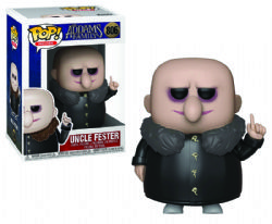 ADDAMS FAMILY, THE -  POP! VINYL FIGURE OF UNCLE FESTER (4 INCH) 806