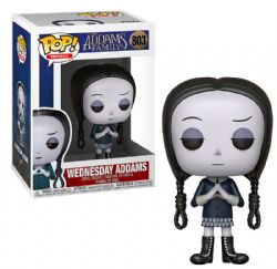 ADDAMS FAMILY, THE -  POP! VINYL FIGURE OF WEDNESDAY ADDAMS (4 INCH) 814