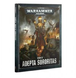 ADEPTA SORORITAS -  CODEX (FRENCH)