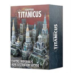 ADEPTUS TITANICUS -  CIVITAS IMPERIALIS ADMINISTRATUM SECTOR