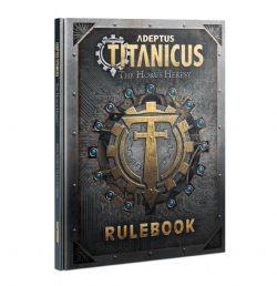 ADEPTUS TITANICUS -  RULEBOOK (ENGLISH)