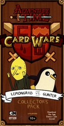 ADVENTURE TIME -  LEMONGRAB VS GUNTER