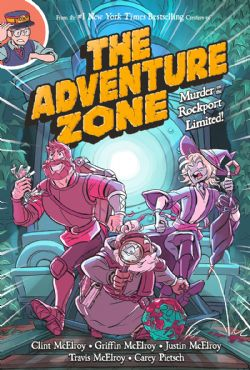 ADVENTURE ZONE, THE -  MURDER ON THE ROCKPORT (ENGLISH) 02