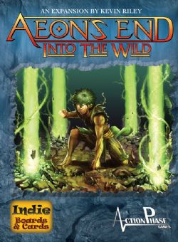 AEON'S END -  INTO THE WILD (ENGLISH) -  2ND EDITION
