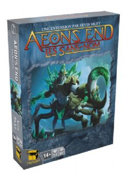 AEON'S END -  LES SANS-NOM (FRENCH) -  2ND EDITION