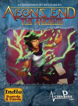 AEON'S END -  THE ANCIENTS (ENGLISH)