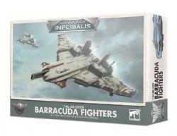 AERONAUTICA IMPERIALIS -  BARRACUDA FIGHTERS (ENGLISH) -  T'AU AIR CASTE