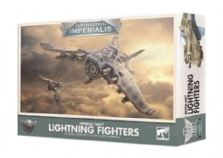 AERONAUTICA IMPERIALIS -  LIGHTNING FIGHTERS (ENGLISH) -  IMPERIAL NAVY