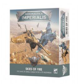 AERONAUTICA IMPERIALIS -  SKIES OF FIRE (ENGLISH)