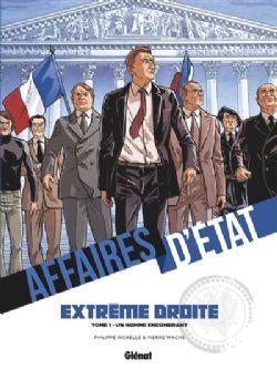 AFFAIRES D'ÉTATS -  UN HOMME ENCOMBRANT -  EXTRÊME DROITE 01