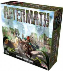 AFTERMATH : AN ADVENTURE BOOK GAME (ENGLISH)