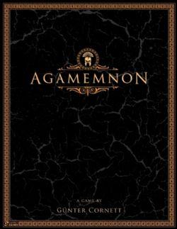 AGAMEMNON -  BASE GAME (ENGLISH)