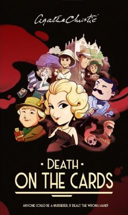 AGATHA CHRISTIE'S DEATH ON THE CARDS (ENGLISH)
