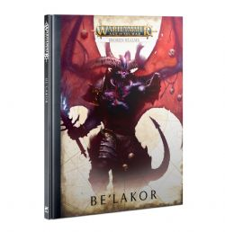 AGE OF SIGMAR : BROKEN REALMS -  BE'LAKOR (FRENCH)