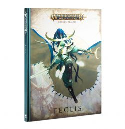 AGE OF SIGMAR : BROKEN REALMS -  TECLIS (FRENCH)