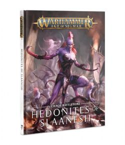 AGE OF SIGMAR -  CHAOS BATTLETOME (FRENCH) -  HEDONITES OF SLAANESH
