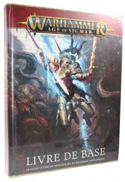 AGE OF SIGMAR -  CORE BOOK (FRENCH)