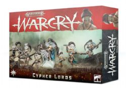 AGE OF SIGMAR -  CYPHER LORDS -  WARCRY