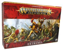 AGE OF SIGMAR -  EXTREMIS STARTER SET (FRENCH)