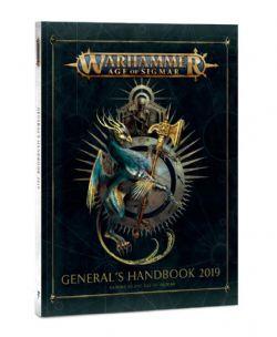 AGE OF SIGMAR -  GENERAL'S HANDBOOK 2019 (ENGLISH)