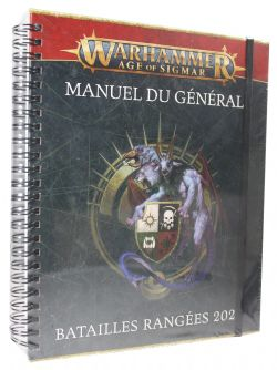 AGE OF SIGMAR -  GENERAL'S HANDBOOK : PITCHED BATTLE 2021 (FRENCH)