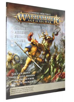 AGE OF SIGMAR -  GETTING STARTED WITH AGE OF SIGMAR (FRENCH)