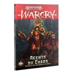 AGE OF SIGMAR : WARCRY -  AGENTS OF CHAOS (FRENCH)