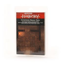AGE OF SIGMAR : WARCRY -  CATACOMBS BOARD PACK