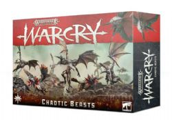 AGE OF SIGMAR : WARCRY -  CHAOTIC BEASTS