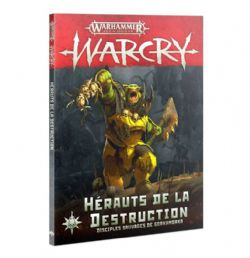 AGE OF SIGMAR : WARCRY -  HARBINGERS OF DESTRUCTION (FRENCH)