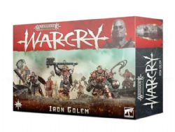 AGE OF SIGMAR : WARCRY -  IRON GOLEM