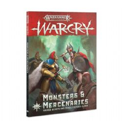 AGE OF SIGMAR : WARCRY -  MONSTRES & MERCENAIRES (FRENCH)