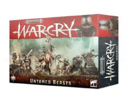 AGE OF SIGMAR : WARCRY -  UNTAMED BEASTS