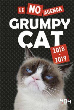 AGENDA -  GRUMPY CAT 2018-2019