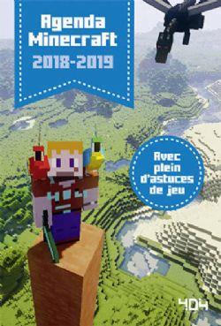 AGENDA -  MINECRAFT 2018-2019