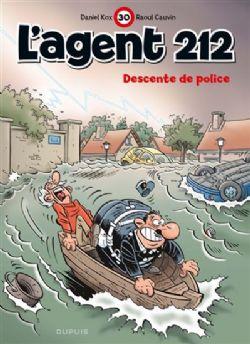 AGENT 212, L' -  DESCENTE DE POLICE 30