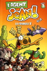 AGENT JEAN!, L' -  LA FORMULE V 02