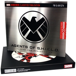 AGENTS OF SHIELD -  SEASON ONE DECLASSIFIED